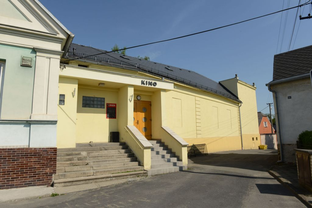 Kino Holasovice